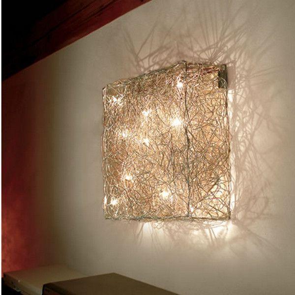 Knikerboker Quadro 45 Wall/Ceiling Light