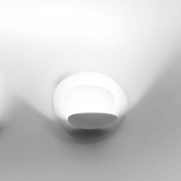 Pirce Micro Parete LED Wall Light White