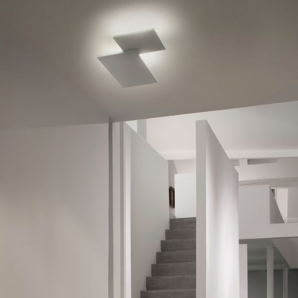 Puzzle Square & Rectangle Ceiling/Wall light