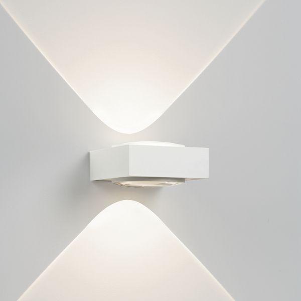 Vision LED Wall light white