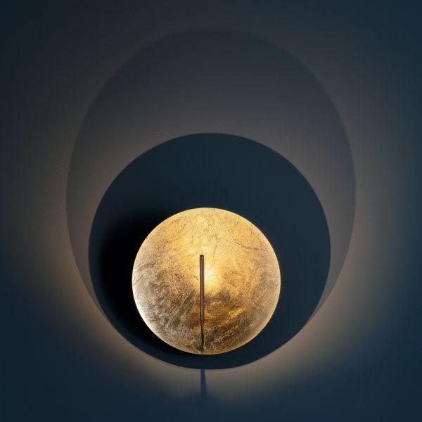 Luna W Wall light