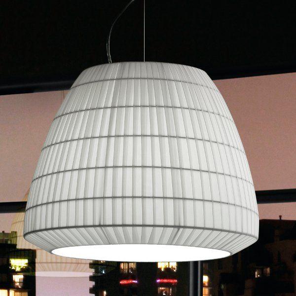 Bell SP 45 Pendant light, white