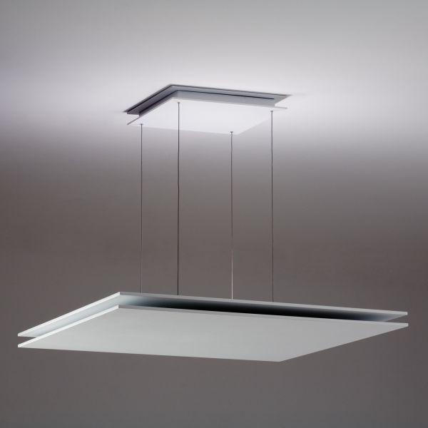 Quadrattinha ceiling light