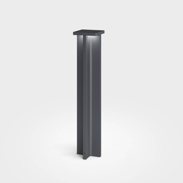 Mir X 70 Outdoor Bollard Lamp Anthrazit