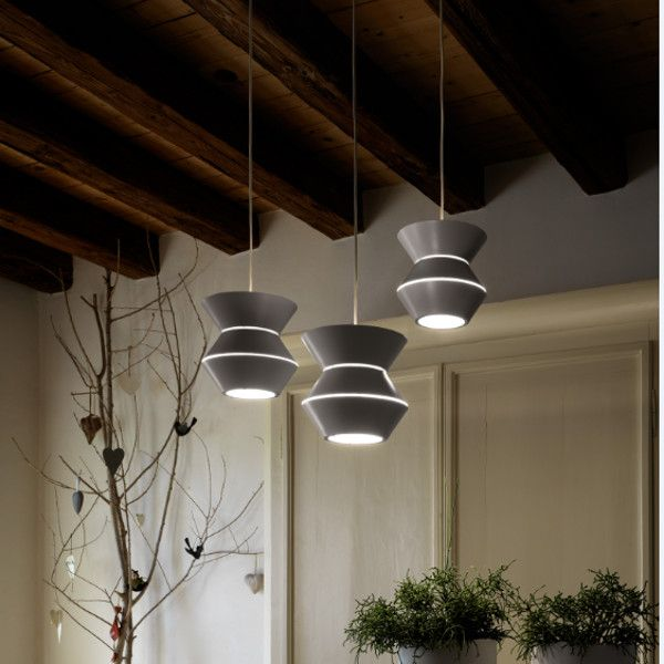 Artù Pendant Light Anthrazit
