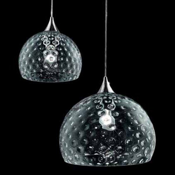 Suspension lamp Derby in both sizes