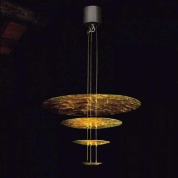 Sistema Macchina della Luce Mod. A suspension lamp