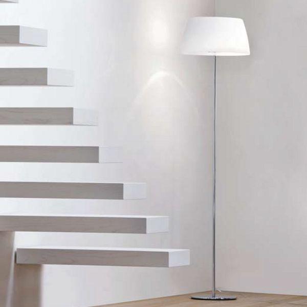 Ginger Glass F30 /F50 /F70 floor lamp