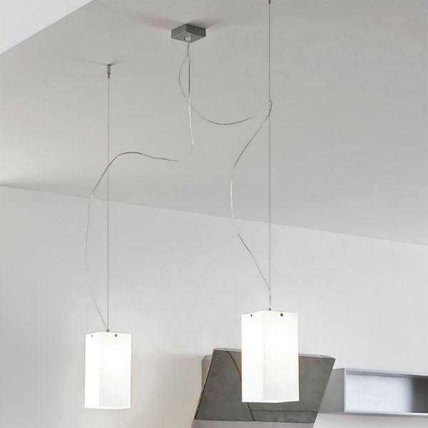 New GLUED Suspension Light