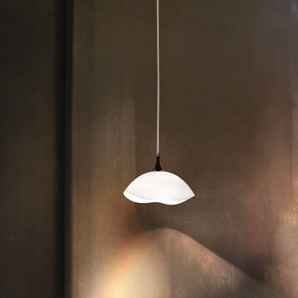 Ninfea SP P/D1 Pendant light, white