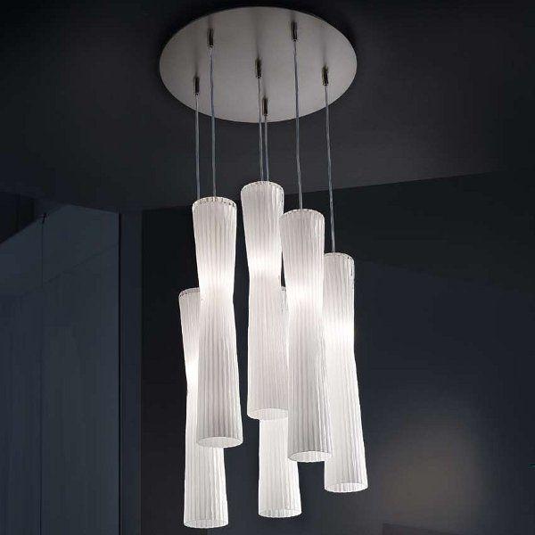 Frise SO 6 Pendant light
