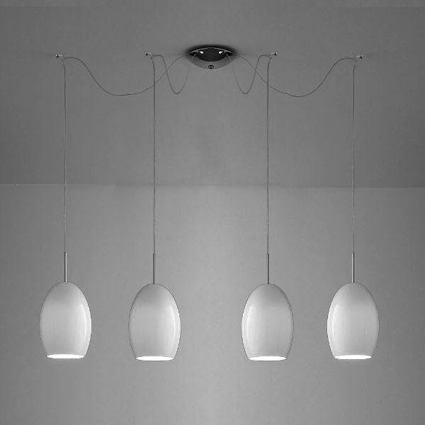 EGG SO 4 Pendant light