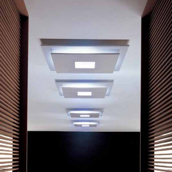 Tum 40 / 60 Tech wall/ceiling lamp white