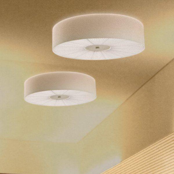 Skin PL 100 Ceiling lights, ivory, white