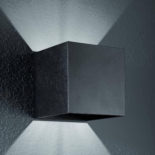Prolicht Dice Wall 120 Wall Sconce Lightingdeluxe Com