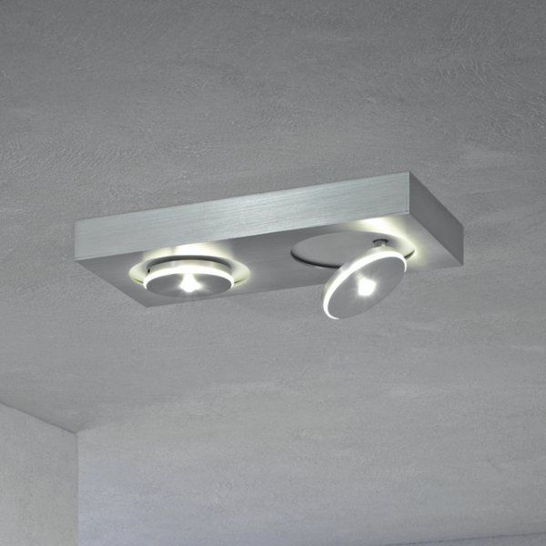 Spot It Ceiling Light Rectangular, small