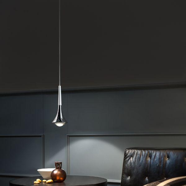 Rain Single Pendant Light