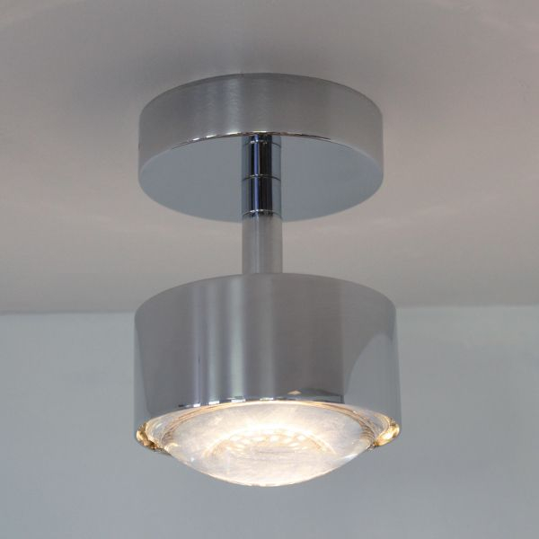 Puk Turn LED Downlight Ceiling Light