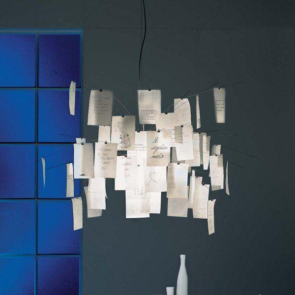 Zettel'z 5 Pendant light