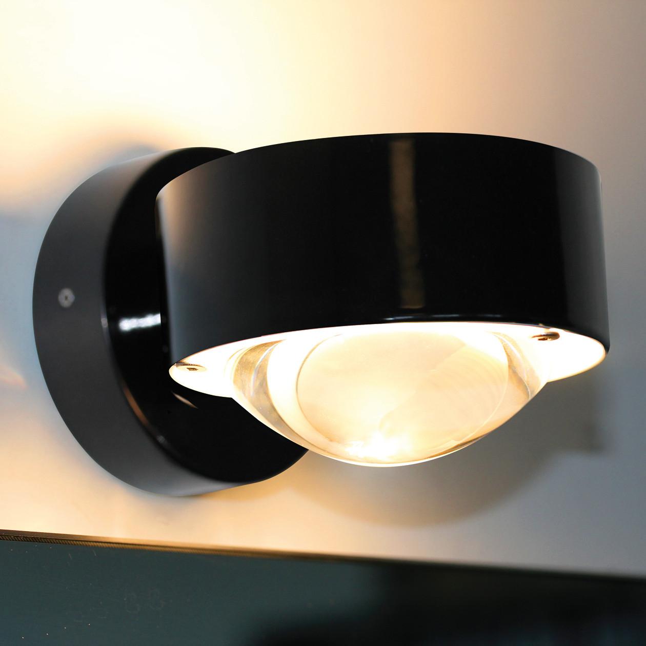 Top Light Puk Wall Led Wall Light Lightingdeluxe Com