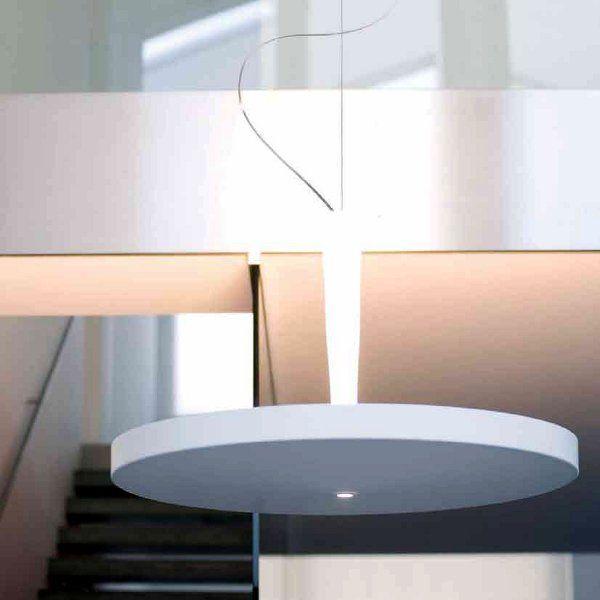 Equilibre Pendant light white