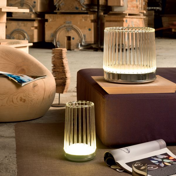 Klint Table Lamp small and large